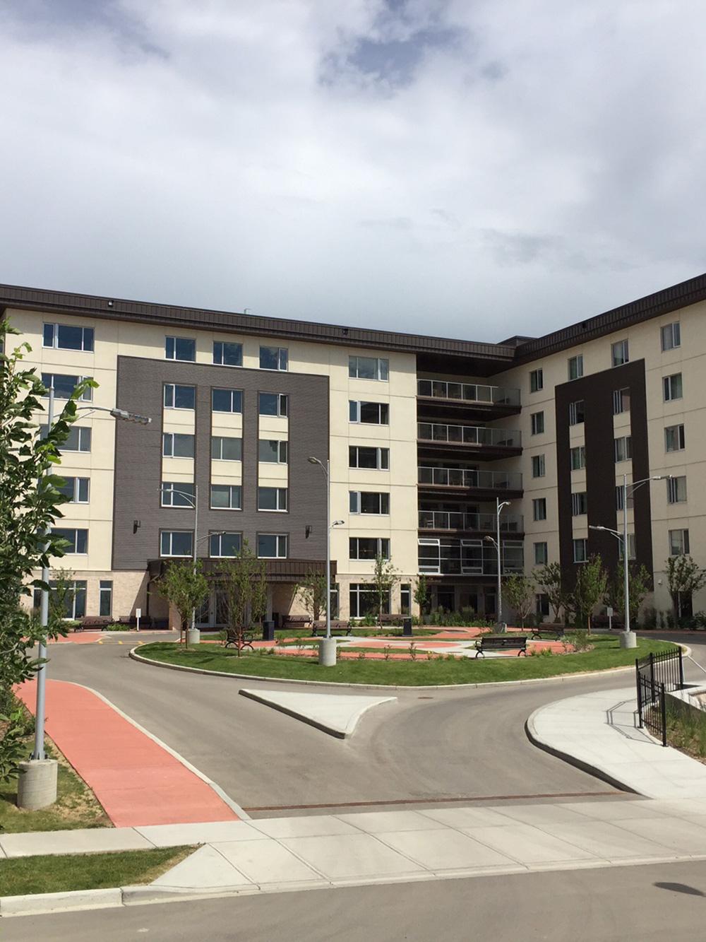 Seton Seniors Facility - Calgary Mechanical Contracting
