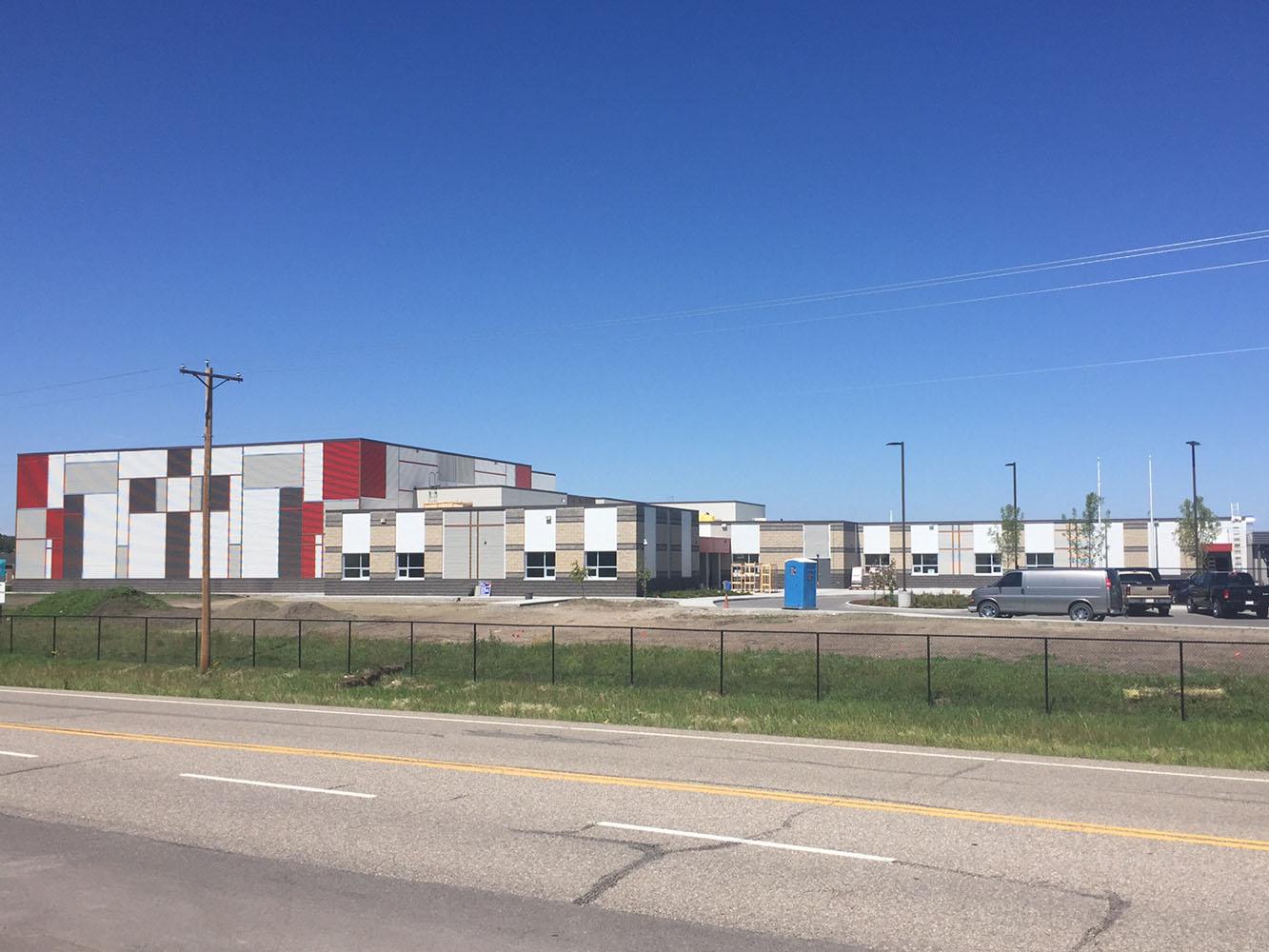Christ the Redeemer School - Calgary Mechanical Contracting