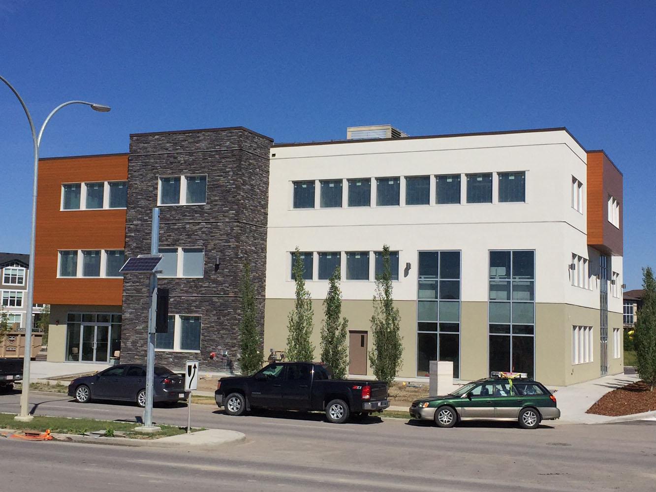 Hestia Corporate Office - Mechanical Contracting Calgary