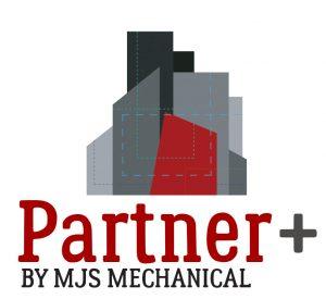 Mechanical Service Partner + Logo